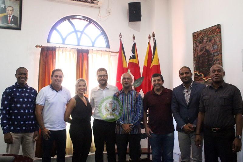 Impasse Politika, la impede Timor-Leste realiza jogos CPLP