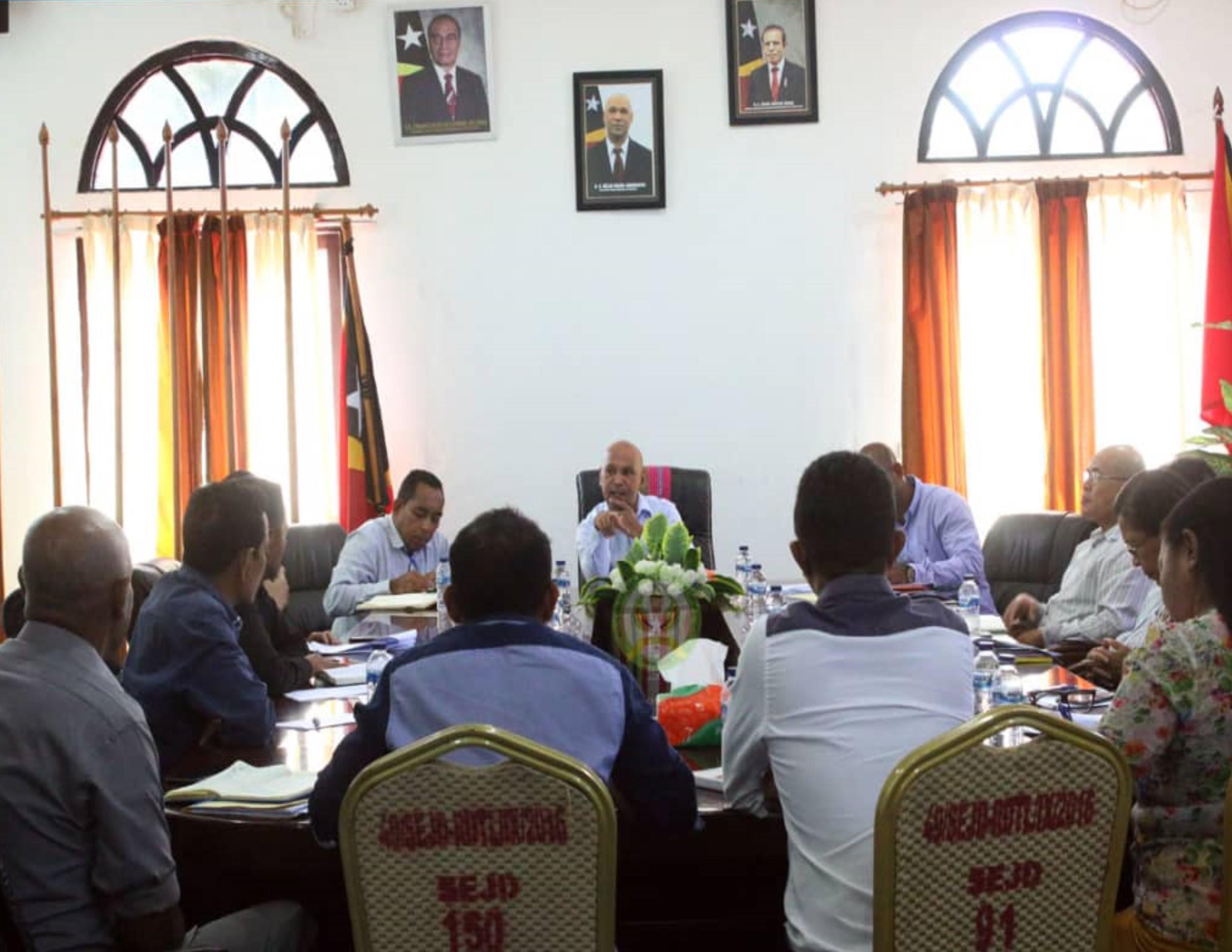 SEJD  reuniaun hamutuk ho lina ministeriais sira ba preparasaun jogu CPLP iha fulan jullu 2020