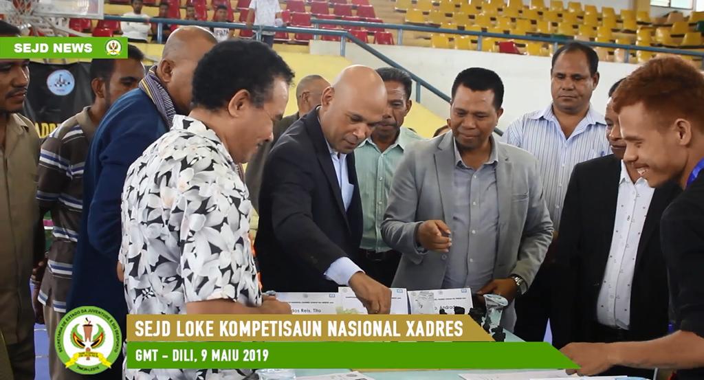 Kampionatu Nasional Xadrez 2019 - (Ada 0 foto)